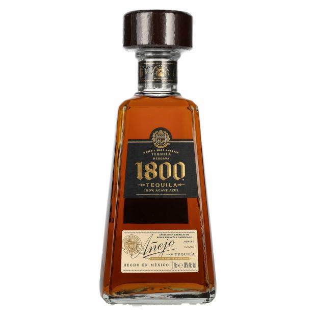 1800 Tequila Reserva REPOSADO 1 Agave Spirit Italia, 26,91